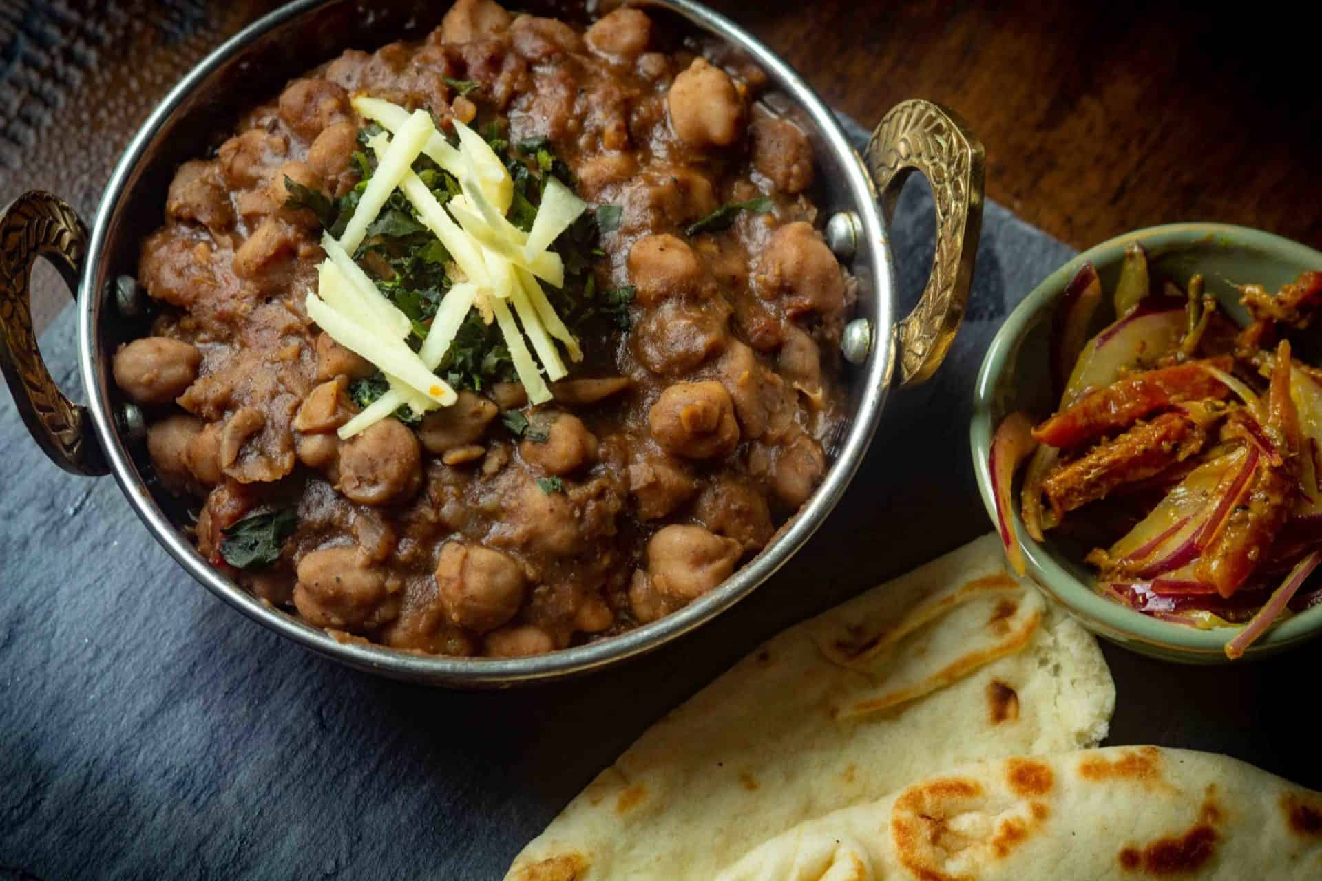 Delhi Style Chole - Chickpeas Curry - Instant Pot - This ...